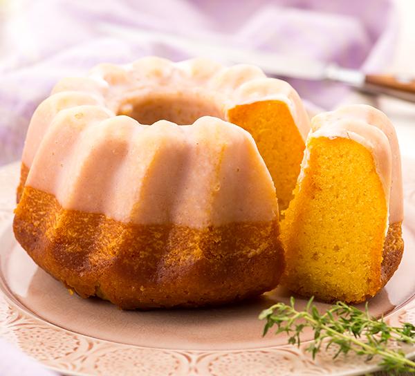 はちみつプリンケーキ